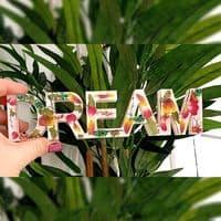 DREAM Silicone Display Plaque Mould